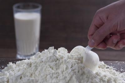 poudre de lait